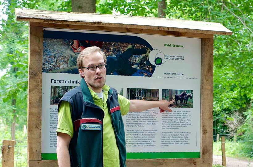 Mehr Wissen für mehr Nachhaltigkeit