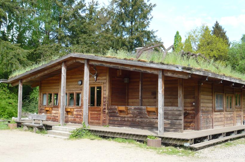 Jugendwaldheime