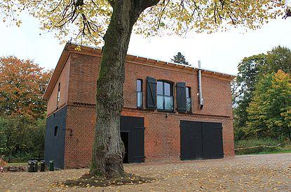 Ferienhaus Glashütte, Wohnung 3, Schleswig-Holsteinische Landesforsten