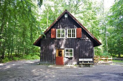 Ferienhaus Kellenusen, Schleswig-Holsteinische Landesforsten