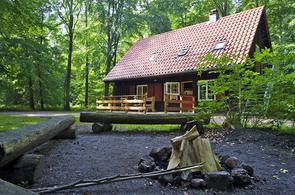 Ferienhaus Dachsbau Kellenhusen, Schleswig-Holsteinische Landesforsten