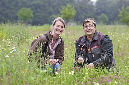 Unsere Waldpädagoginnen, Schleswig-Holsteinische Landesforsten