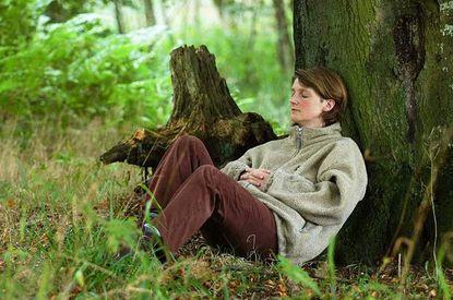 Erholung in gesunder Waldluft